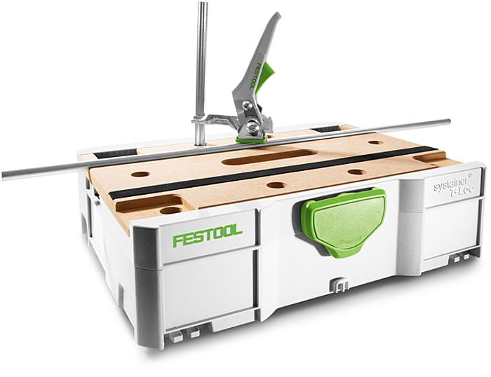 Festool TableTop-Systainer SYS-MFT mobile Werkbank ...
