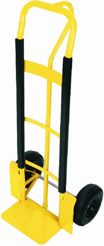 probautec sackkarre transportkarre sack truck strong gelb tragkraft 250 kg ebay. Black Bedroom Furniture Sets. Home Design Ideas