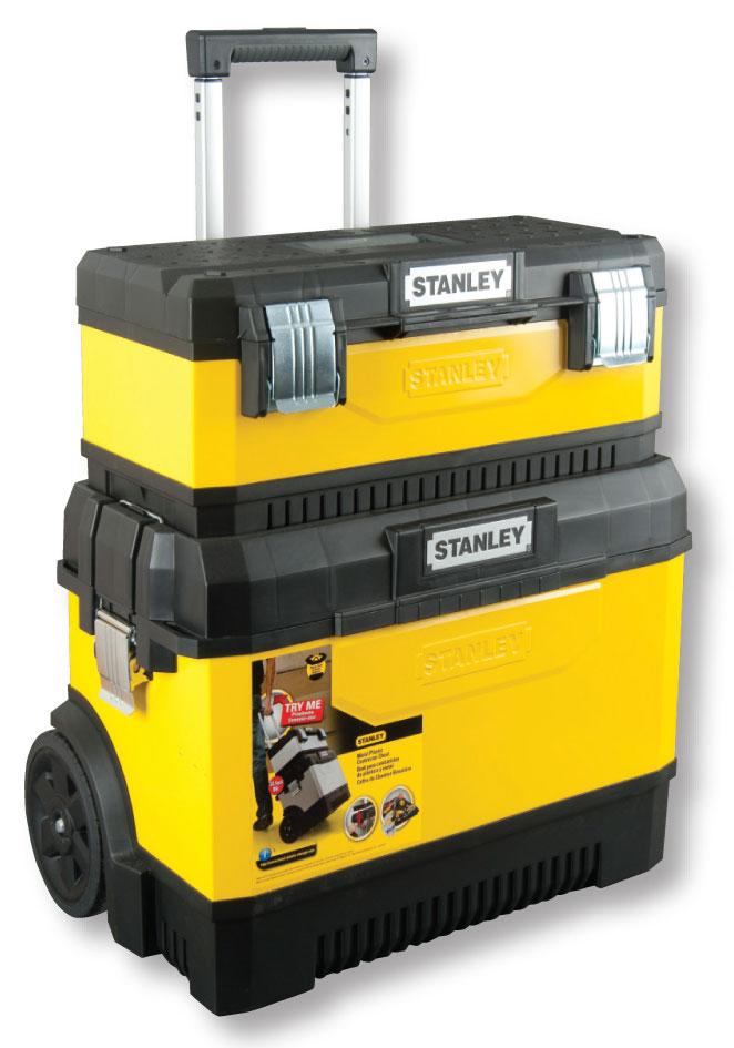 Ящик для инструмента 530х275х290мм (21