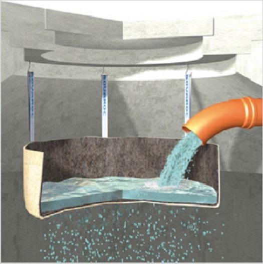 high tex filter textilfilter f r regenwassernutzung aquaroc hydrophant ebay. Black Bedroom Furniture Sets. Home Design Ideas
