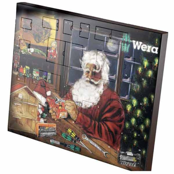 Würth Weihnachtskalender.Würth Weihnachtskalender Italiaansinschoonhoven
