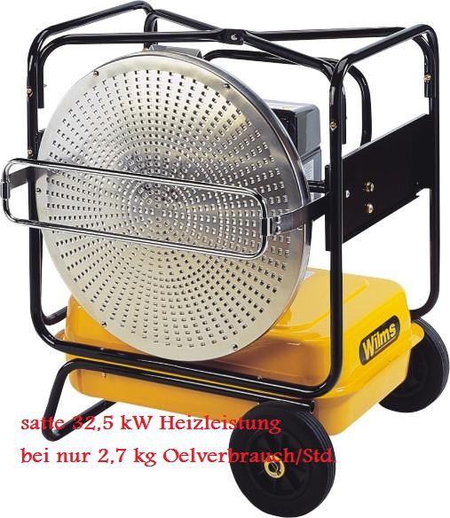 wilms infrarot strahler heizer heizstrahler lheizer mini val ebay. Black Bedroom Furniture Sets. Home Design Ideas