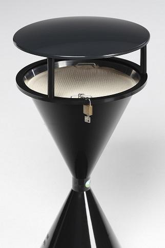 var robuster kunststoff standascher aschers ule gro ascher. Black Bedroom Furniture Sets. Home Design Ideas